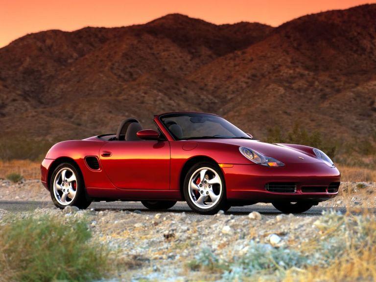 2002 Porsche Boxster S 529850