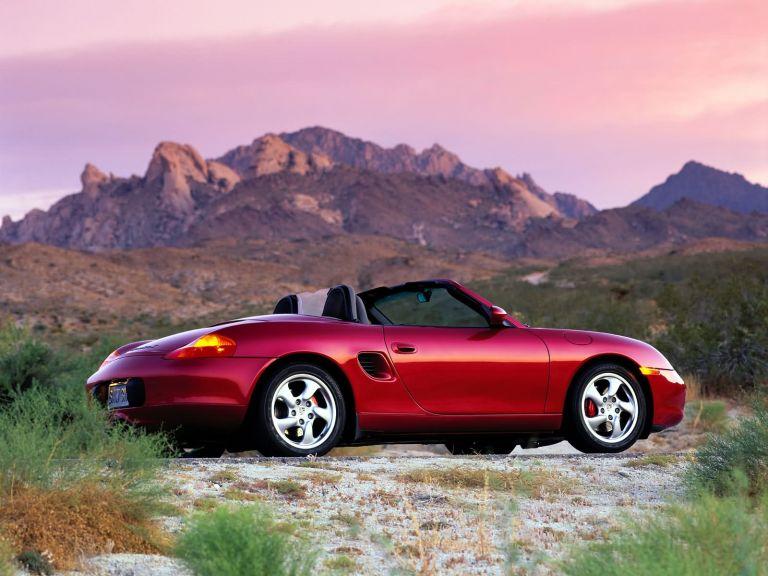 2002 Porsche Boxster S 529851