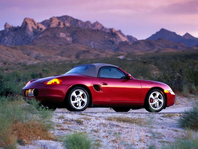2002 Porsche Boxster S 529852