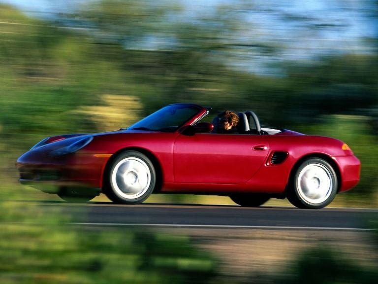 2002 Porsche Boxster S 529854