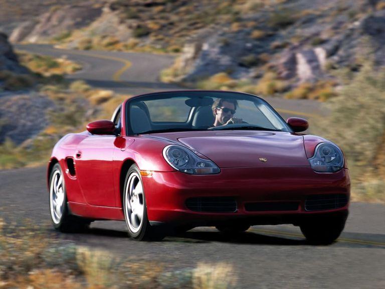 2002 Porsche Boxster S 529855