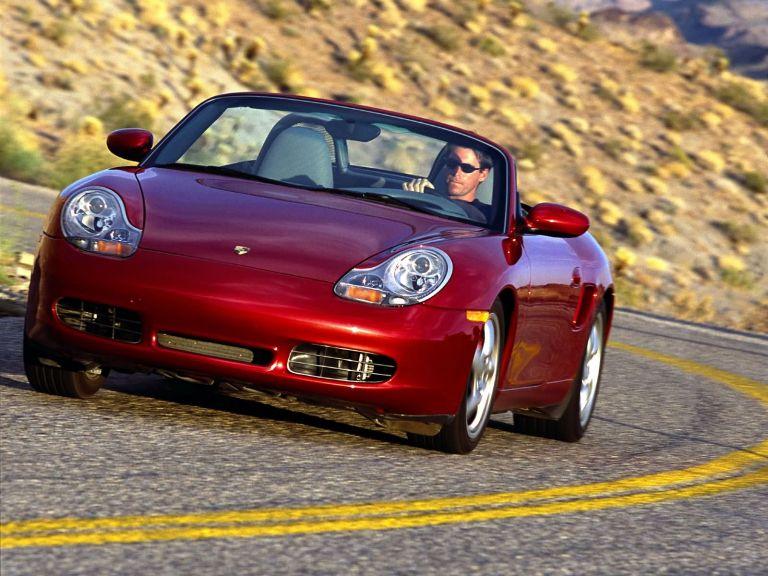 2002 Porsche Boxster S 529856