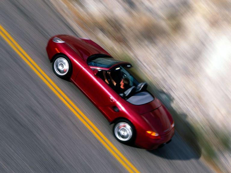 2002 Porsche Boxster S 529860