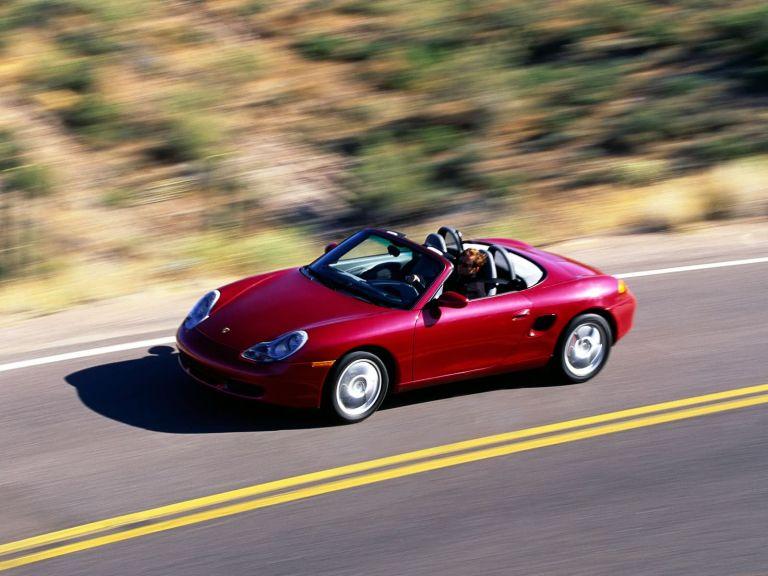 2002 Porsche Boxster S 529861