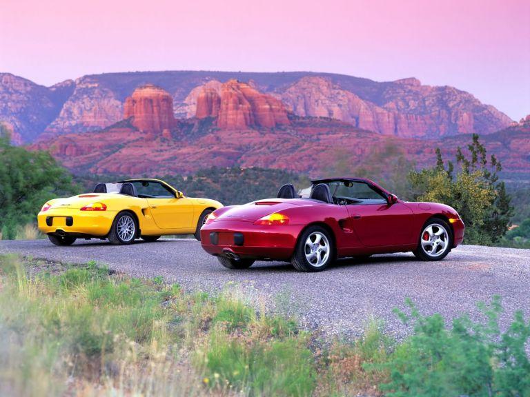 2002 Porsche Boxster S 529864