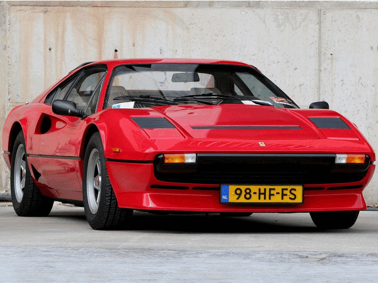 1982 Ferrari 208 Gtb Turbo 254666 Best Quality Free High Resolution Car Images Mad4wheels
