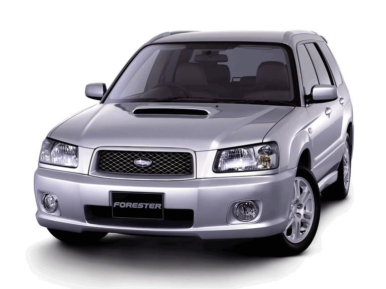2002 Subaru Forester Cross Sports Japanese Version 198903
