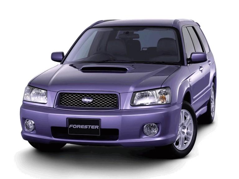 2002 Subaru Forester Cross Sports Japanese Version 198904