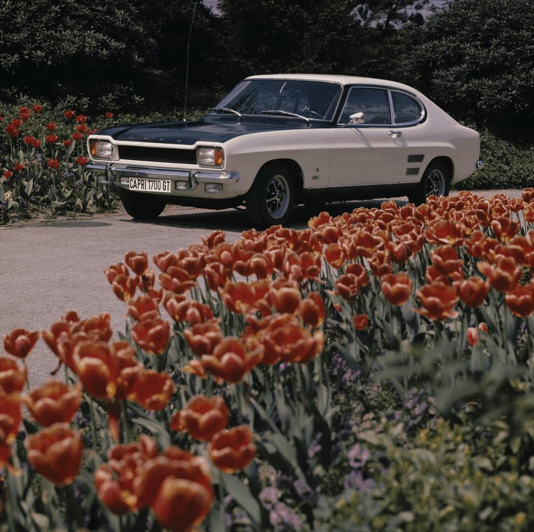 1969 Ford Capri mk1 254940