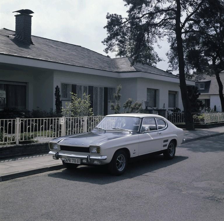 1969 Ford Capri mk1 254942