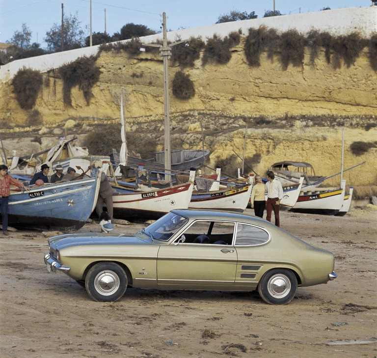 1969 Ford Capri mk1 254944