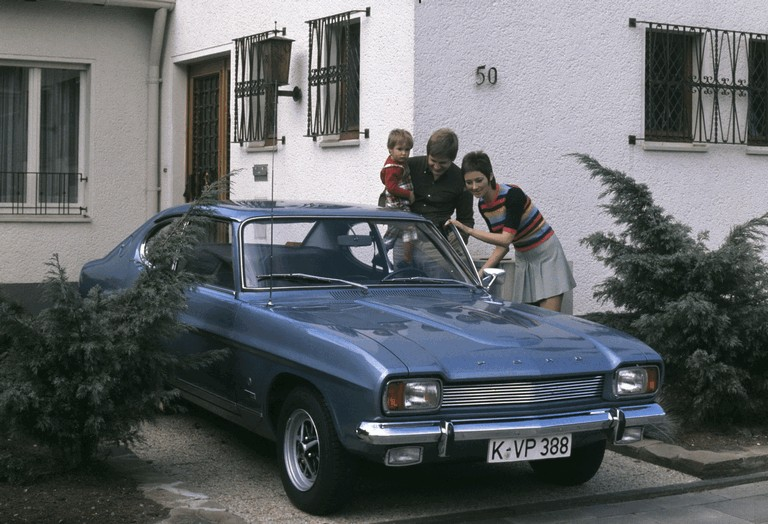 1969 Ford Capri mk1 254947