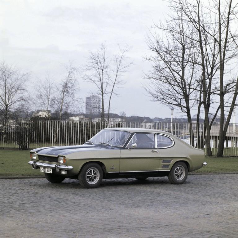 1969 Ford Capri mk1 254948