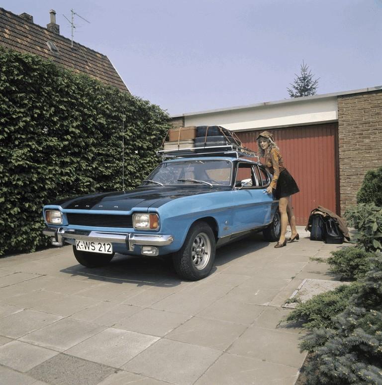 1969 Ford Capri mk1 254949