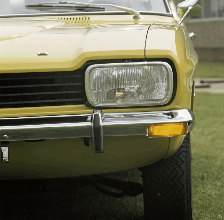 1972 Ford Capri mk1 254957