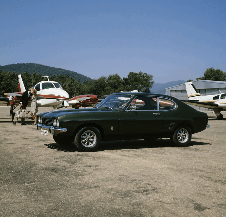 1972 Ford Capri mk1 254961