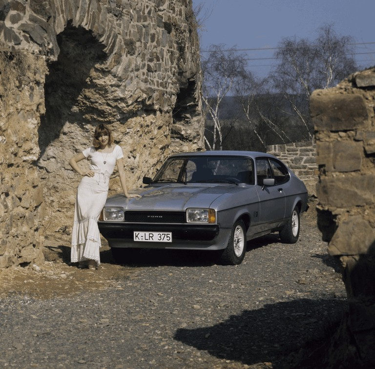 1974 Ford Capri mk2 254972
