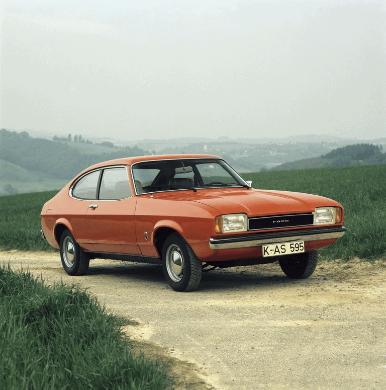 1974 Ford Capri mk2 254973