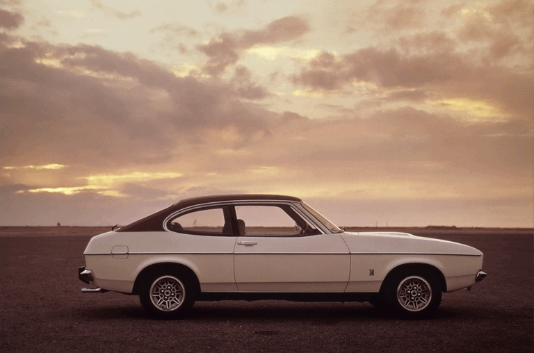 1974 Ford Capri mk2 254978