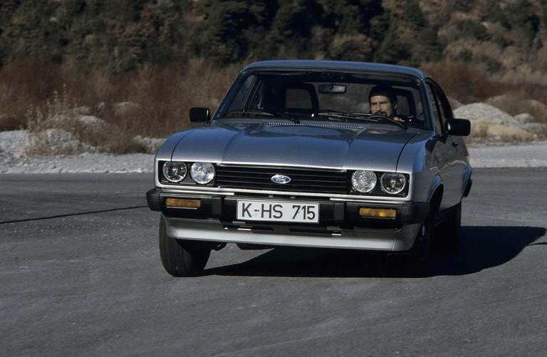 1977 Ford Capri mk3 255007