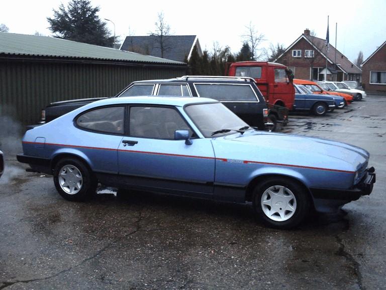 1982 Ford Capri mk3 255012