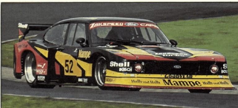 1981 Ford Capri Turbo Gr.5 255034