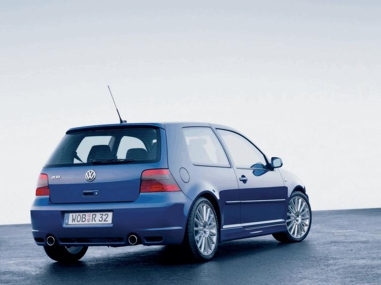 2002 Volkswagen Golf R32 ( IV series ) 199213