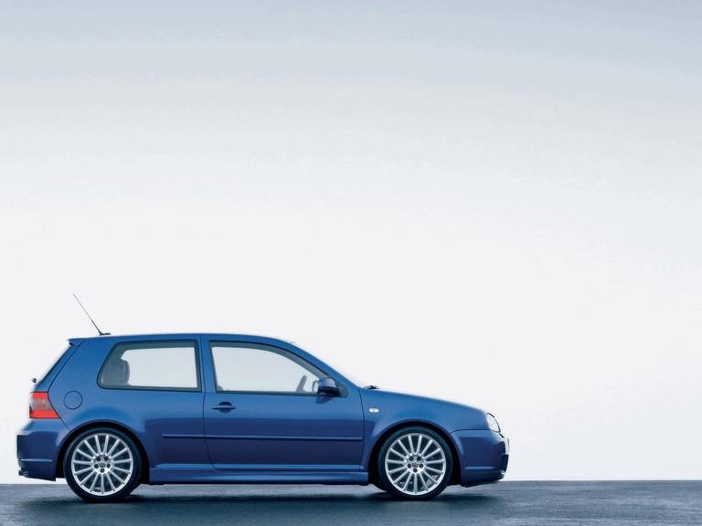 2002 Volkswagen Golf R32 ( IV series ) 199215
