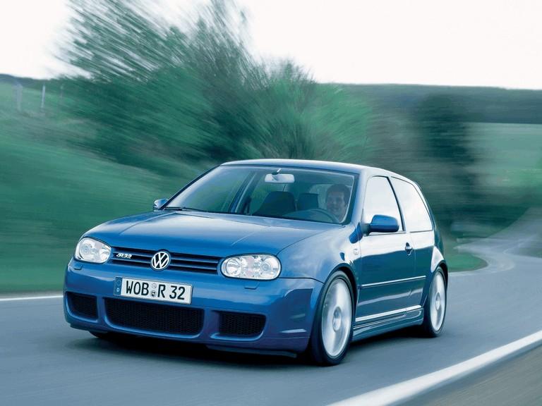 2002 Volkswagen Golf R32 ( IV series ) 199217