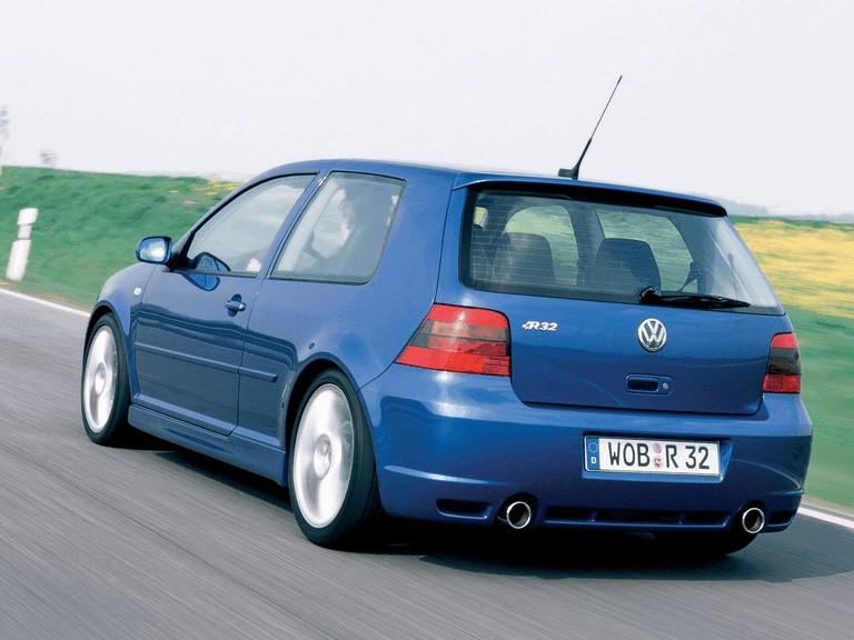 2002 Volkswagen Golf R32 ( IV series ) 199221
