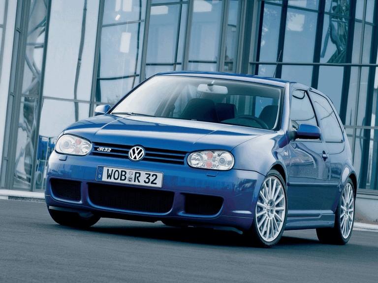 2002 Volkswagen Golf R32 ( IV series ) 199225