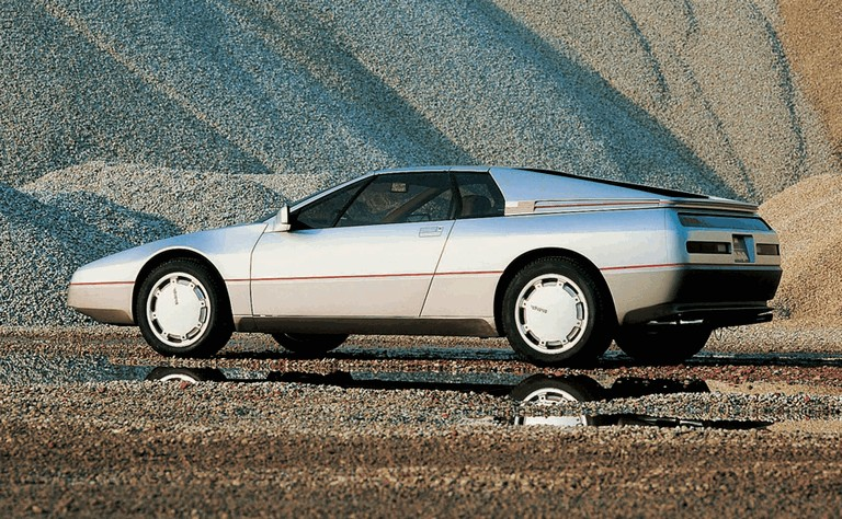 1984 Italdesign Maya ( powered by Ford ) 255092