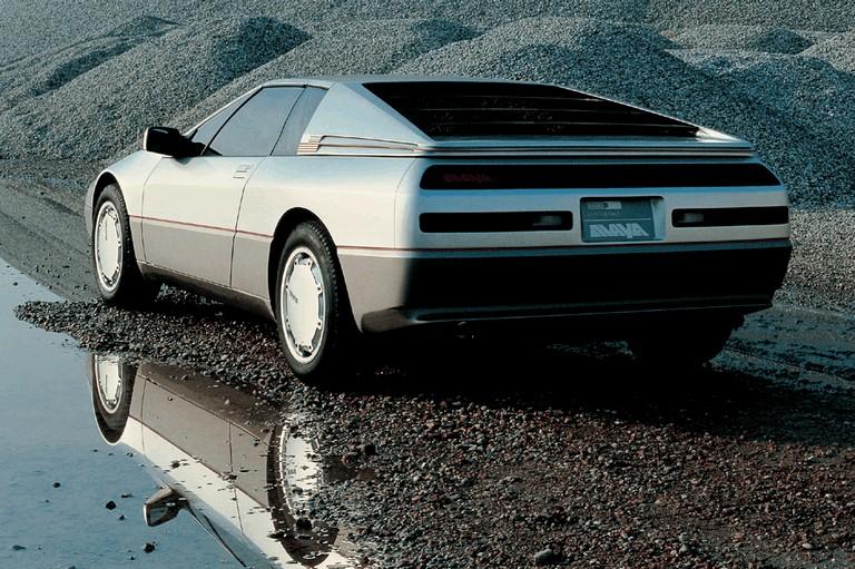1984 Italdesign Maya ( powered by Ford ) 255093