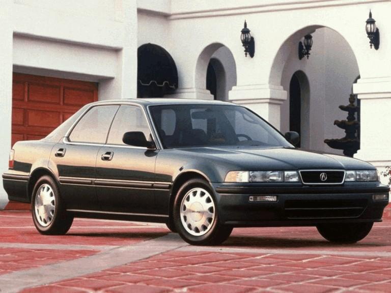1992 Acura Vigor 255094