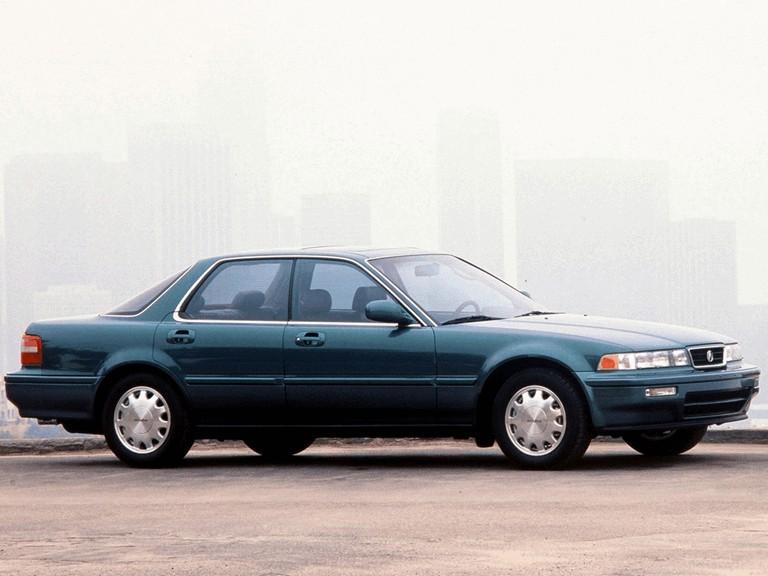 1992 Acura Vigor 255095