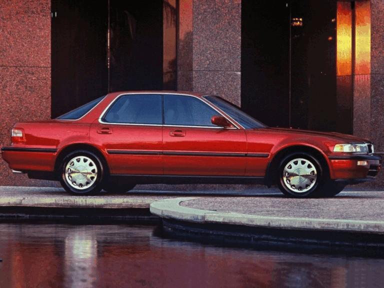 1992 Acura Vigor 255096
