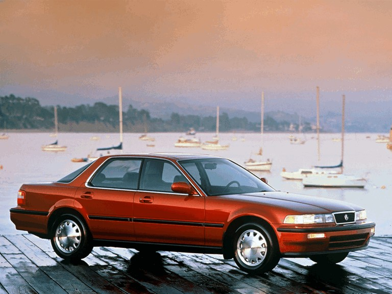 1992 Acura Vigor 255097