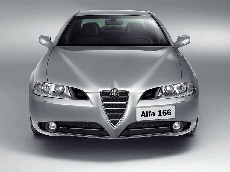 2003 Alfa Romeo 166 199285