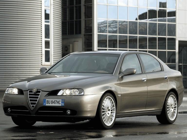 2003 Alfa Romeo 166 199291