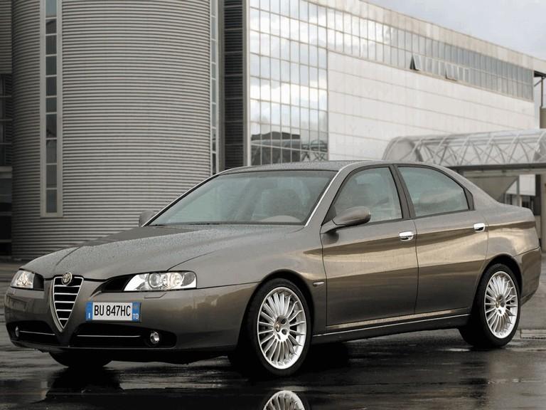 2003 Alfa Romeo 166 199292