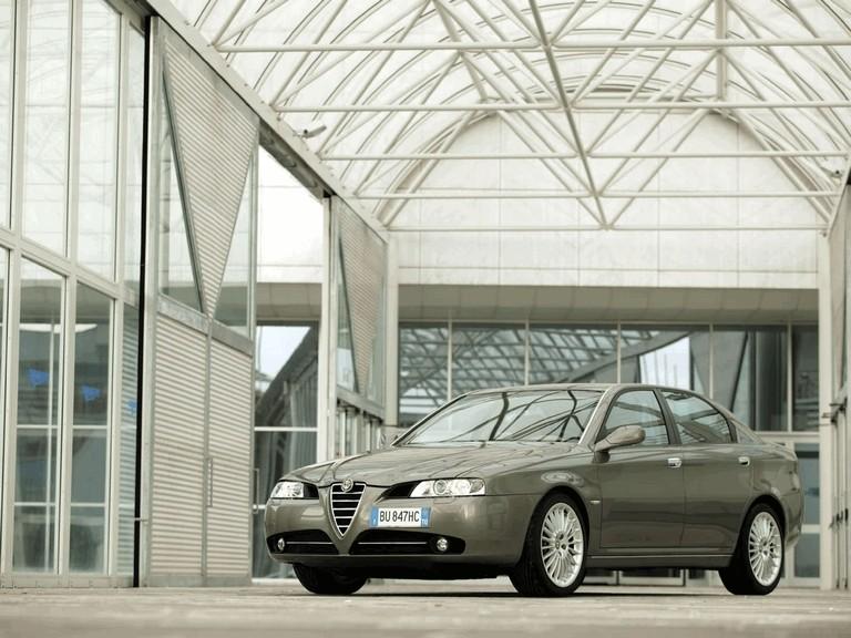 2003 Alfa Romeo 166 199295