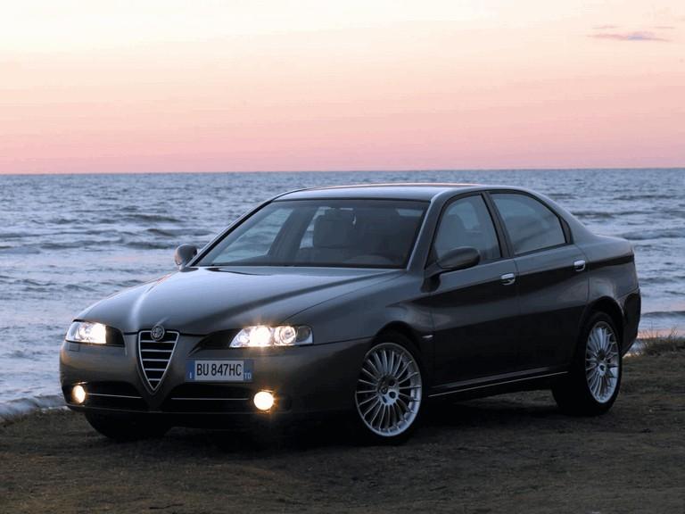 2003 Alfa Romeo 166 199302