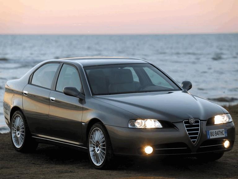 2003 Alfa Romeo 166 199303