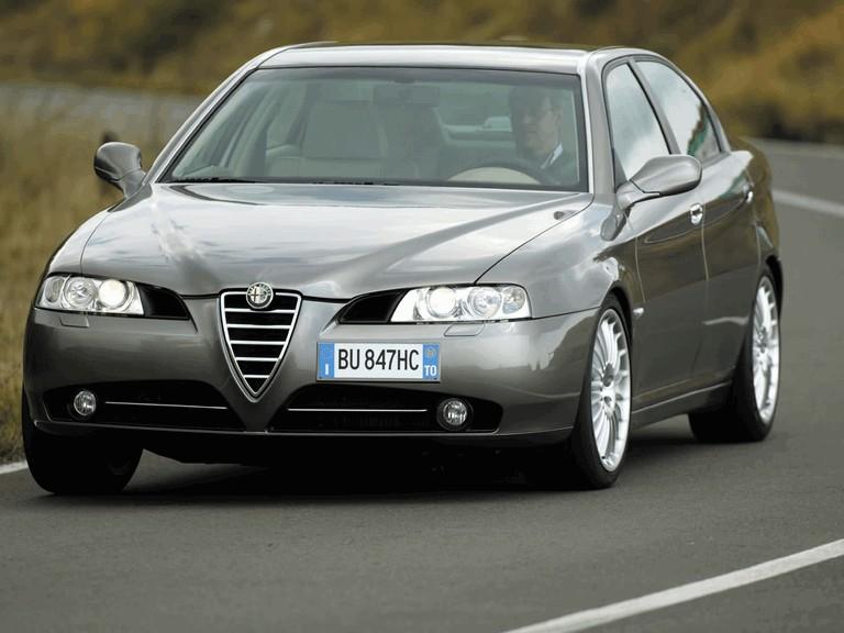2003 Alfa Romeo 166 199307