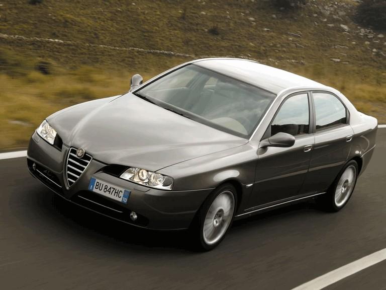 2003 Alfa Romeo 166 199309