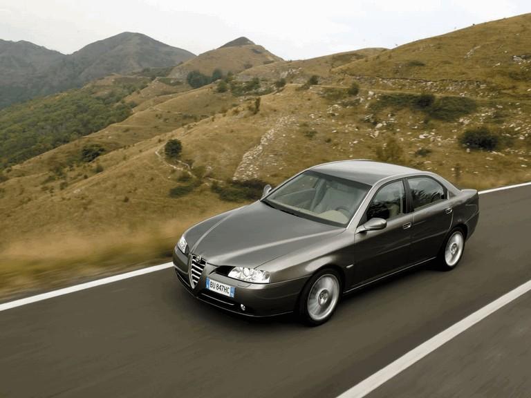 2003 Alfa Romeo 166 199310