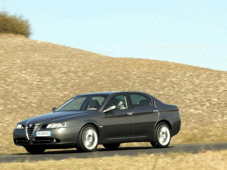 2003 Alfa Romeo 166 199311