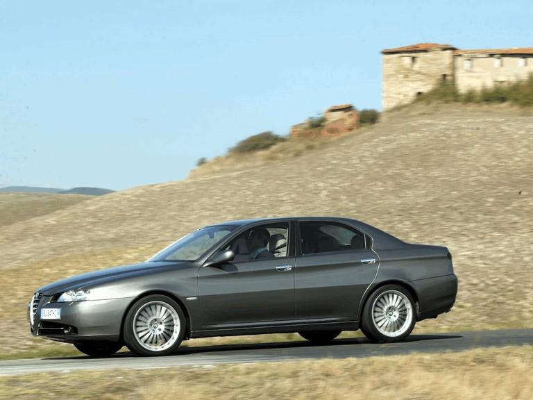 2003 Alfa Romeo 166 199312