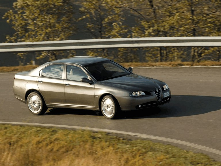 2003 Alfa Romeo 166 199317