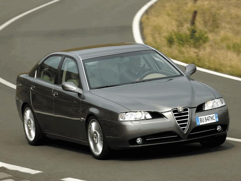 2003 Alfa Romeo 166 199318